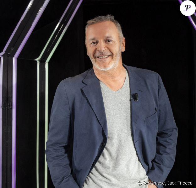 """Exclusif - Jean-Michel Maire - Backstage de l'enregistrement de l'émission """"Touche Pas à Mon Poste"""" (TPMP). © Jack Tribeca / Bestimage"""