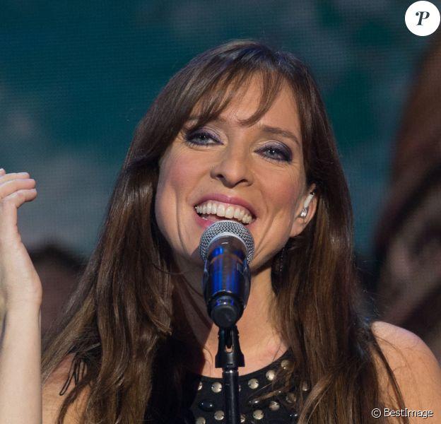 """Exclusif - Lynda Lemay - Enregistrement de l'émission """"Hier Encore"""" à l'Olympia à Paris"""