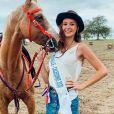 Louisa Salvan est élue Miss Calédonie 2020