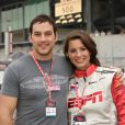 Tyler Christopher et sa femme Brienne Pedigo