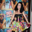 Katy Perry au défilé Castelbajac