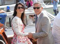 """George Clooney, sa demande en mariage à Amal : """"Ça lui a pris du temps pour dire oui"""""""