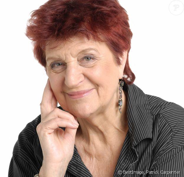 La chanteuse Anne Sylvestre, chanteuse, auteur-compositrice-interprète. - EXCLUSIF - © Patrick Carpentier / Bestimage