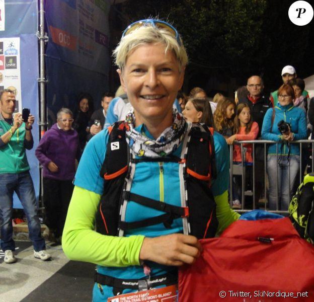 Andrea Huser, championne de trail et VTT, a été retrouvée morte dans les Alpes suisses, 2020.