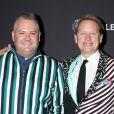 """Carson Kressley, Ross Mathews à la soirée """"RuPaul's Drag Race"""" au théâtre Dolby à Los Angeles, le 17 mars 2019."""