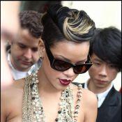 Rihanna : comment la star a été snobée à Paris...