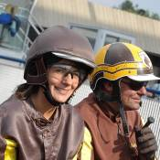 Estelle Denis, le vainqueur Raymond Domenech, Mia Frye, Emma Daumas... des cavaliers de folie !