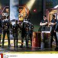 """Images officielles du nouveau divertissement de TF1, """"District Z"""""""