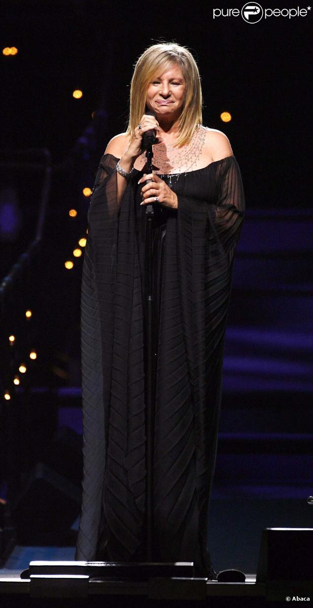 Le 9 octobre 2009 : Barbra Streisand est numéro Un des ventes d'albums aux Etats-Unis !