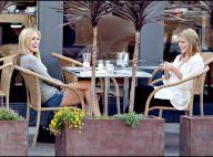 Quand Kristin Cavallari et Lauren Bosworth s'éclatent sur le tournage de The Hills... Elles ont le look, coco !