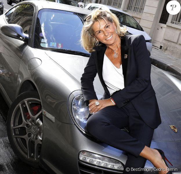 Exclusif - Caroline Margeridon à Paris. © Cedric Perrin / Bestimage