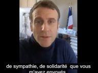 """Emmanuel Macron, positif à la Covid-19, s'exprime en vidéo : """"Je voulais vous rassurer..."""""""