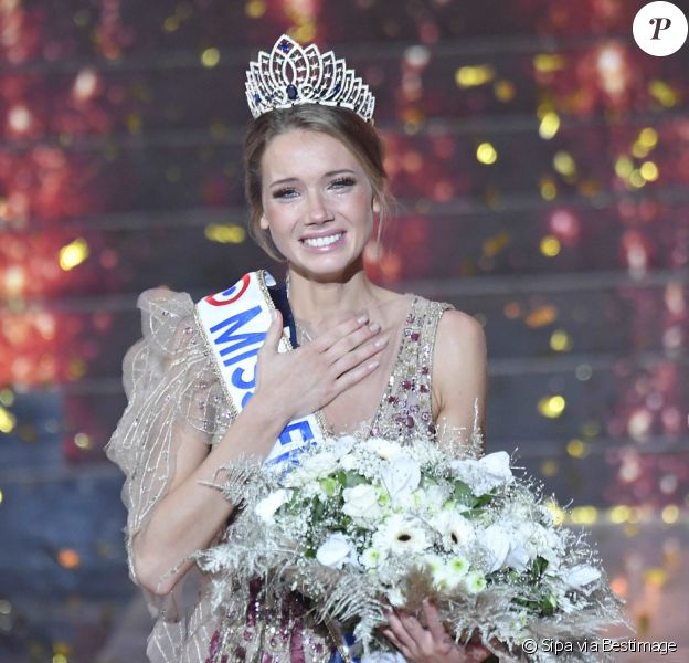Miss Normandie : Amandine Petit gagnante de Miss France 2021 en direct sur TF1