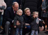 Charlène et Albert de Monaco déguisés : Gabriella et Jacques, adorables cow-boys
