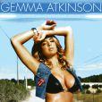 Gemma Atkinson sur la couverture de son calendrier 2010 !
