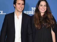Anouchka Delon : Son bébé adorable en salopette, jolie portrait de famille avec Julien