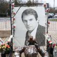 Illustration pour les obsèques de Robert Hossein dans la ville de Vittel, qui sont célébrés aujourd'hui dans l'intimité avec la famille et les proches. Le 6 janvier 2021 Elyxandro Cegarra / Panoramic / Bestimage