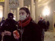 Quotidien : Une journaliste piégée dans le Capitole, le chaos en direct