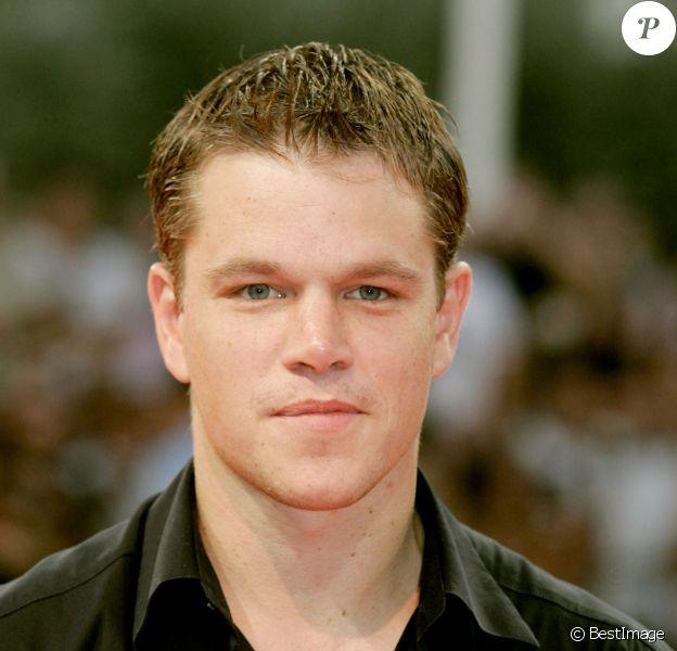 Matt Damon - Archives