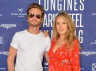 Elodie Fontan enceinte de Philippe Lacheau : ses astuces pour cacher sa grossesse