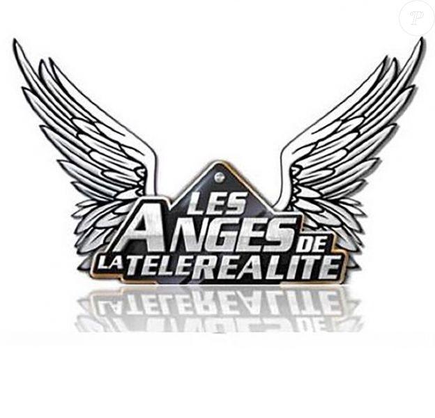 """Logo de l'émission """"Les Anges""""."""