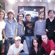 Le groupe Phoenix au micro d'NRJ le 13 octobre 2009 !