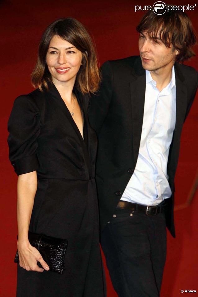Sofia Coppola et son compagnon Thomas Mars
