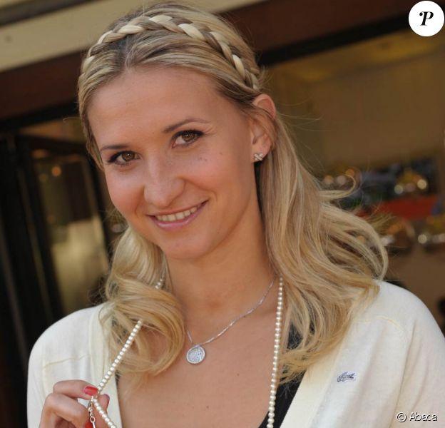 Tatiana Golovin, à 21 ans, va probablement devoir dire adieu à ses espoirs tennistiques...