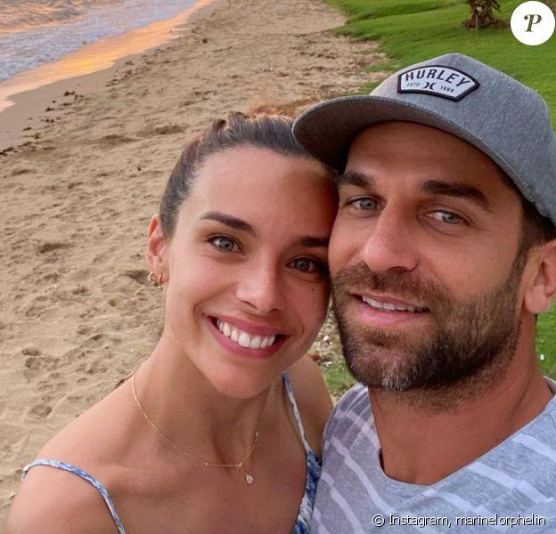 Marine Lorphelin est en Nouvelle-Calédonie où elle a retrouvé son chéri Christophe - Instagram