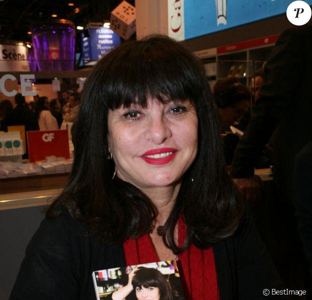 Genevieve Delpech - 33ème Salon du Livre au Parc des expositions de la Porte de Versailles à Paris © JLPPA / BESTIMAGE