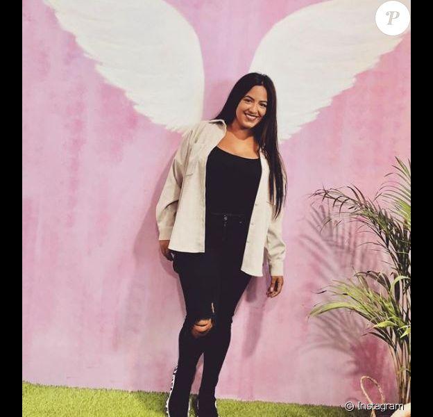 "Lydia de ""Pékin Express"" souriante sur Instagram"