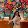 "Lydia de ""Pékin Express"" radieuse sur Instagram"