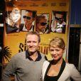 Virginie Efira et Philippe Lefebvre, lors de la présentation du  Siffleur , à l'occasion du 3e DirActor's Cut International Film Festival, à Luxembourg, le 15 octobre 2009 !