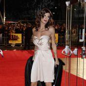 Même si c'est pour un film avec George Clooney, la star, c'est sa chérie... la sublime Elisabetta Canalis !