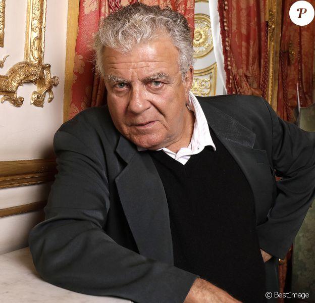 Portrait d'Olivier Duhamel.