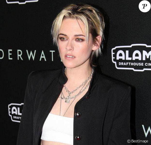 """Kristen Stewart - Projection du film """"Underwater"""" à Los Angeles."""