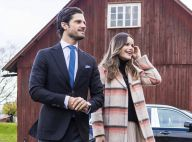 Sofia de Suède enceinte : nouveau look de grossesse impeccable... et ventre déjà bien rond !