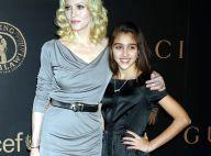 Lourdes a fêté ses 13 ans avec Madonna et son papa Carlos Leon... lors d'une soirée de folie !