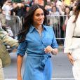 """Meghan Markle, duchesse de Sussex en visite au """"District Six Museum"""" à Cape Town. Le 23 septembre 2019"""