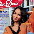 """Retrouvez l'interview de Sonia Rolland dans le magazine """"Nous Deux"""", n° 3842 du 16 février 2021."""