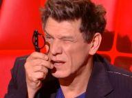 Marc Lavoine très étrange avec ses lunettes dans The Voice : il s'explique enfin !