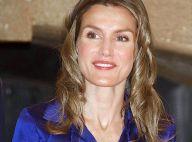 Letizia d'Espagne : Une princesse de la nuit qui a revêtu son élégant... bleu de travail !