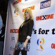 Charlize Theron lors de la soirée OneXOne Fondation à San Francisco le 22 octobre 2009