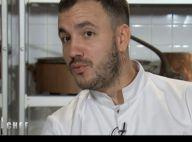 Top Chef 2021 : Baptiste en couple, baiser fougueux avec Pamela en cuisine !