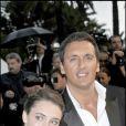 Dany Brillant et sa ravissante fille Leah au Festival De Cannes en 2008