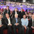 Dany Brillant à Vivement Dimanche diffusé le 25 octobre 2009