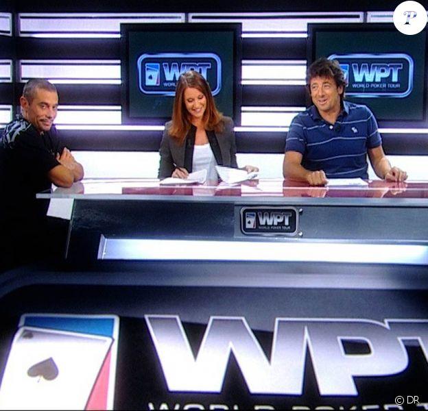 Kool Shen, invité du World Poker Tour du 29 octobre, à 22h50, sur Canal+