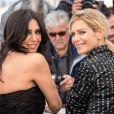 "Nadine Labaki, Marina Foïs - Photocall du jury ""Un certain regard"" lors du 72e Festival International du film de Cannes. Le 15 mai 2019. © Jacovides-Moreau / Bestimage"
