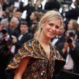 """Marina Foïs - Montée des marches du film """"The Dead Don't Die"""" - 72e Festival International du Film de Cannes. Le 14 mai 2019. © Jacovides-Moreau / Bestimage"""