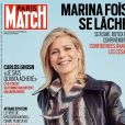 "Retrouvez l'interview de Marina Foïs dans le magazine ""Paris Match"", n°3748 du 4 mars 2021."